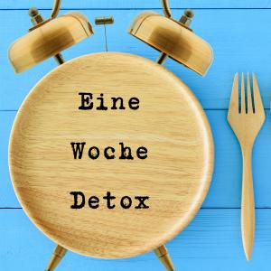 Detox Programm – aktiv mit Tara